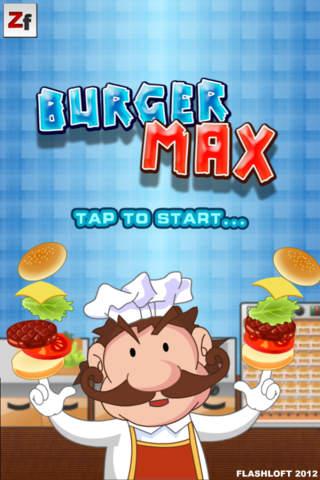 Burger max - náhled