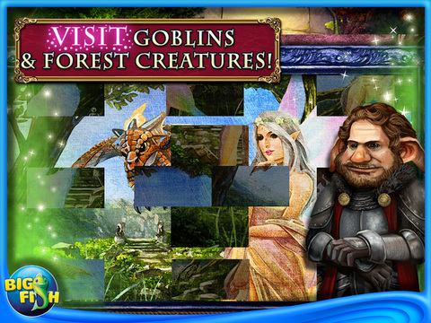 Awakening Kingdoms - A Hidden Object Fantasy Game screenshot 9