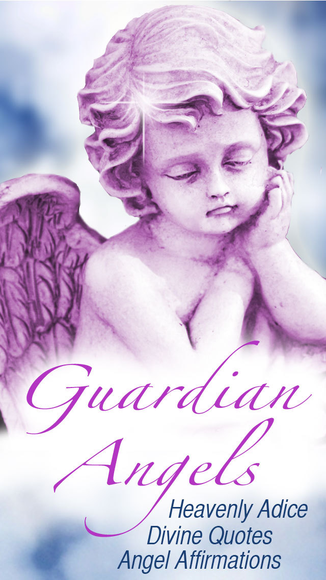 Guardian Angels - Heavenly Advice & Angel Affirmations! screenshot 1