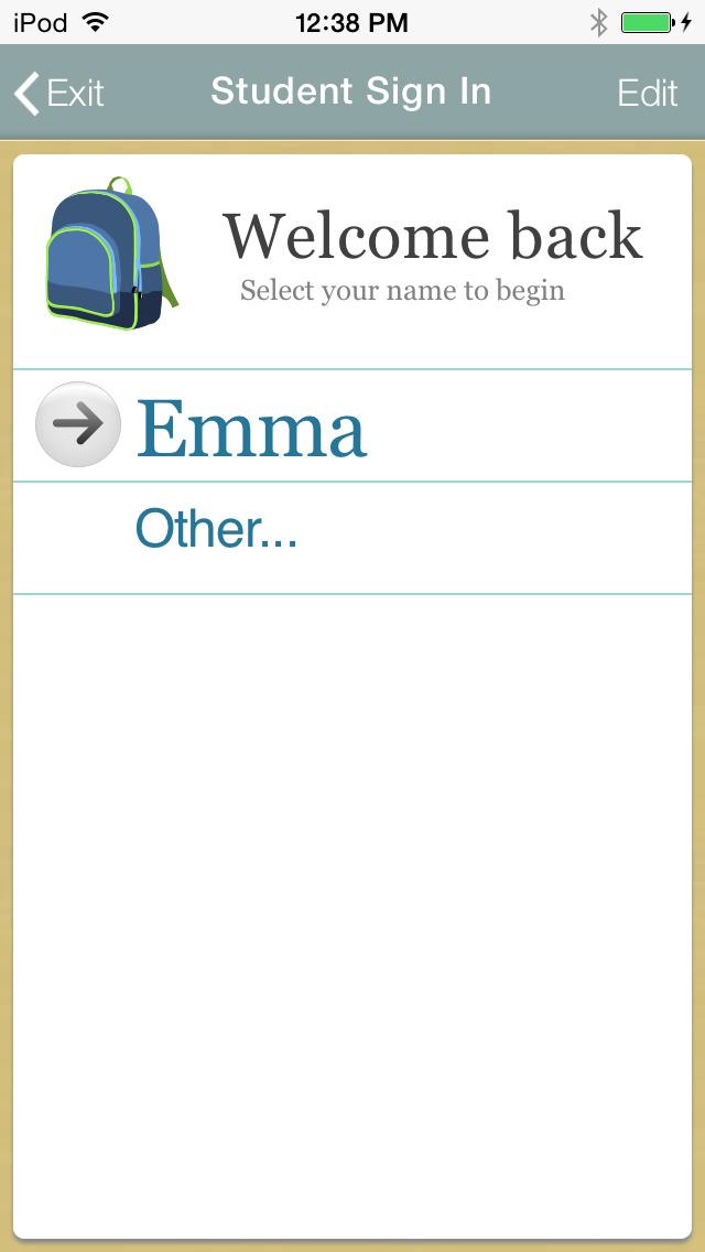 XtraMath for iPhone screenshot 3