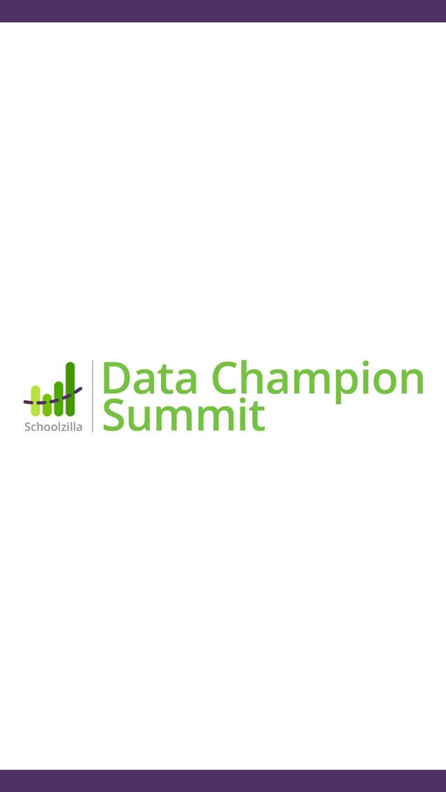 Data Champion Summit screenshot 2