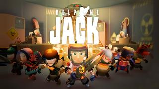 Help Me Jack: Atomic Adventure screenshot 1