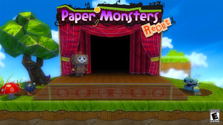 Paper Monsters Recut screenshot 1