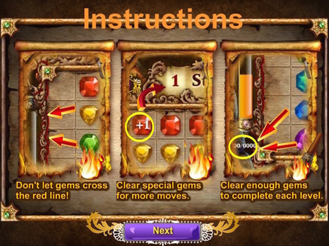 Gem Invasion screenshot 8