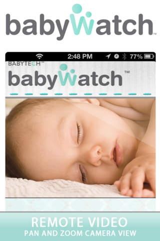 BabyWatch2.0 - náhled
