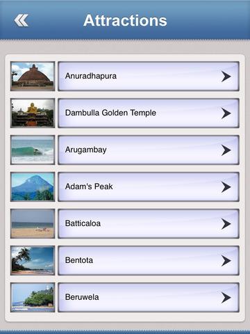 Sri Lanka Essential Travel Guide screenshot 8