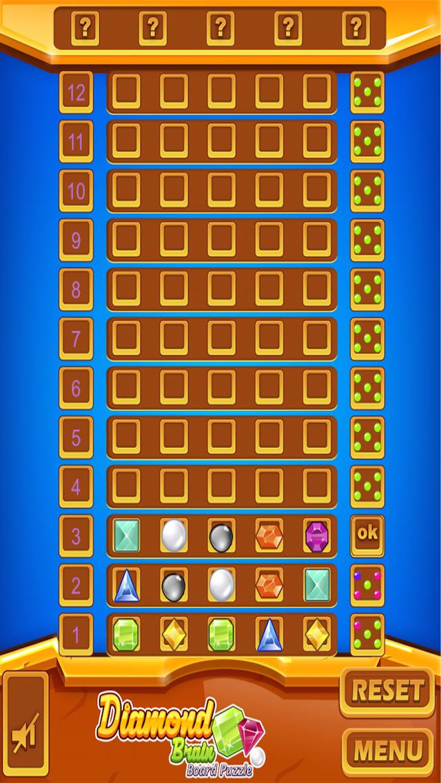 Diamond Brain Board Puzzle screenshot 1