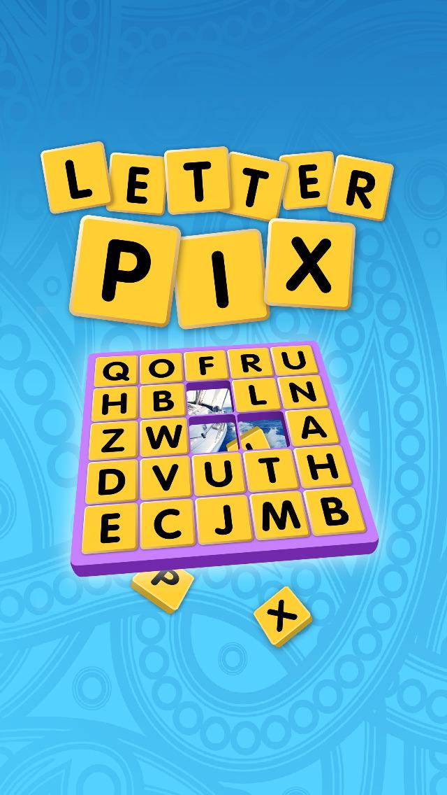 Letter Pix screenshot 1