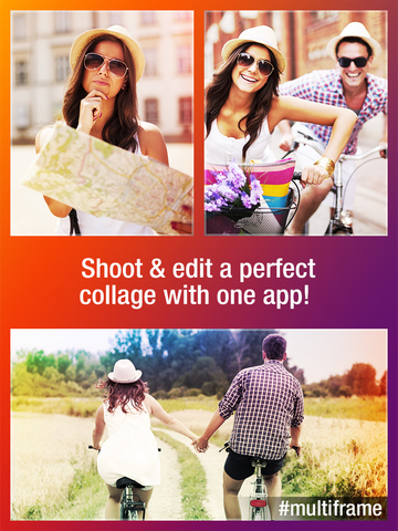 Multiframe — Photo Collage Maker and Picture Editor screenshot 6