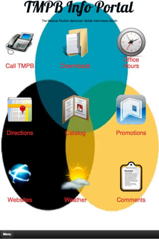 TMPB Info Portal - náhled