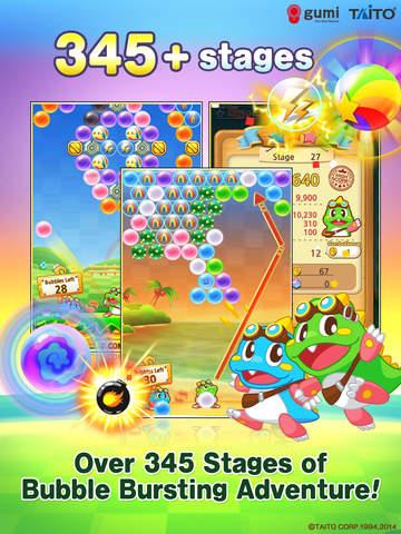 Bust-A-Move Islands screenshot 6