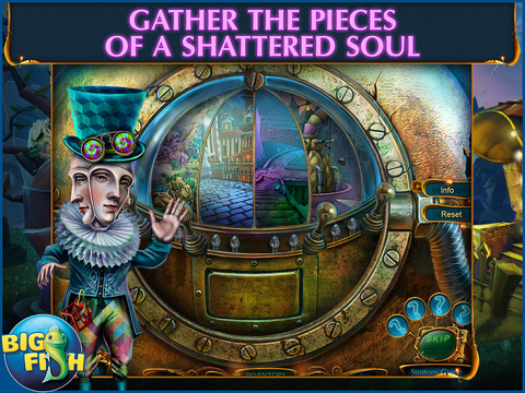 Labyrinths Of The World: Shattered Soul HD - A Supernatural Hidden Object Adventure screenshot 3