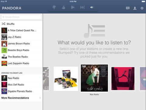 Pandora: Music & Podcasts screenshot 6