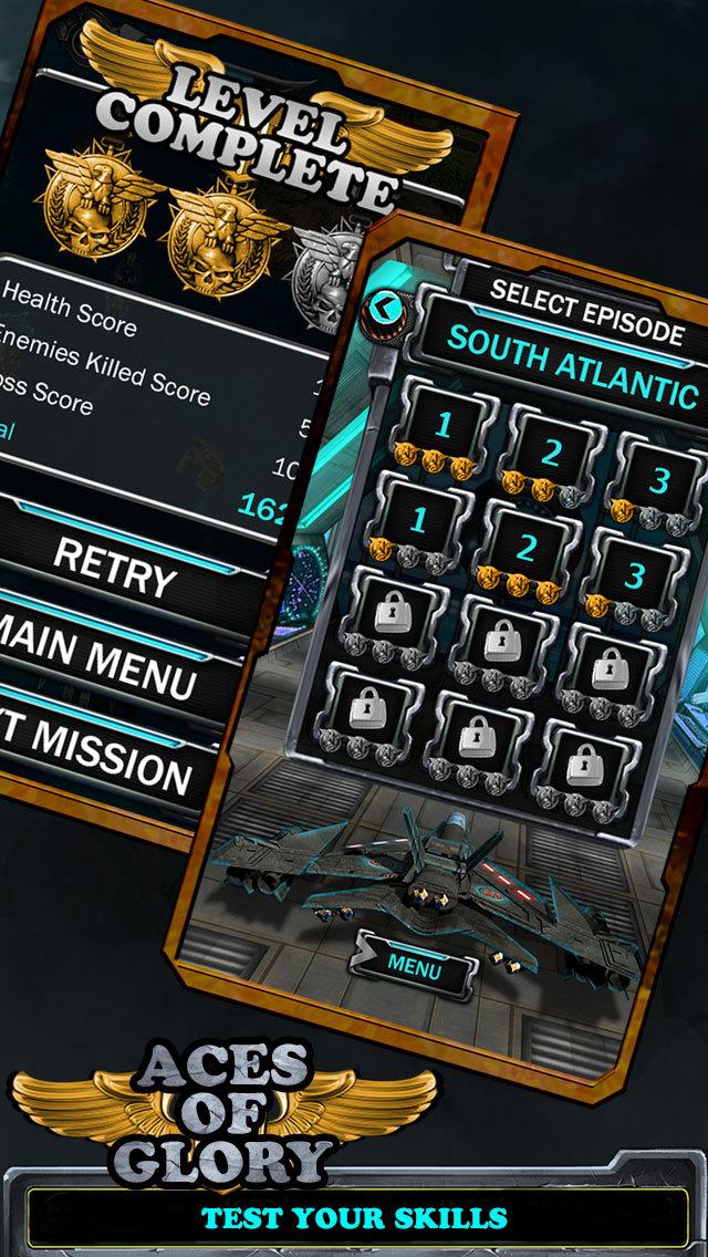 Aces of Glory screenshot 3