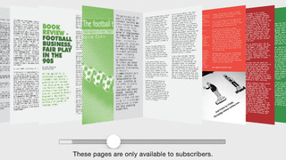 STAND Fanzine screenshot 5