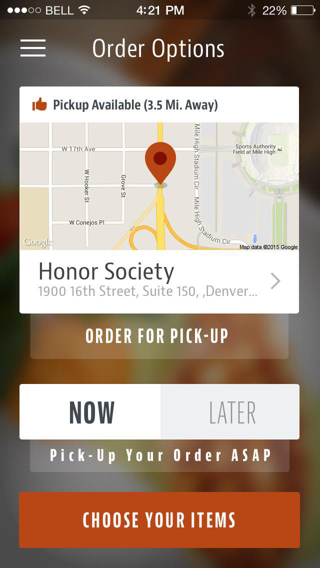 Honor Society - Denver screenshot 2