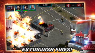 RESCUE: Heroes in Action screenshot 2