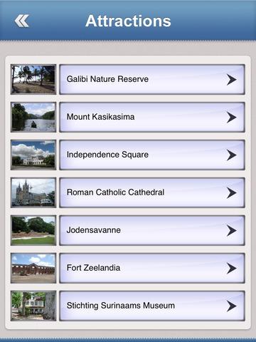 Suriname Travel Guide screenshot 8