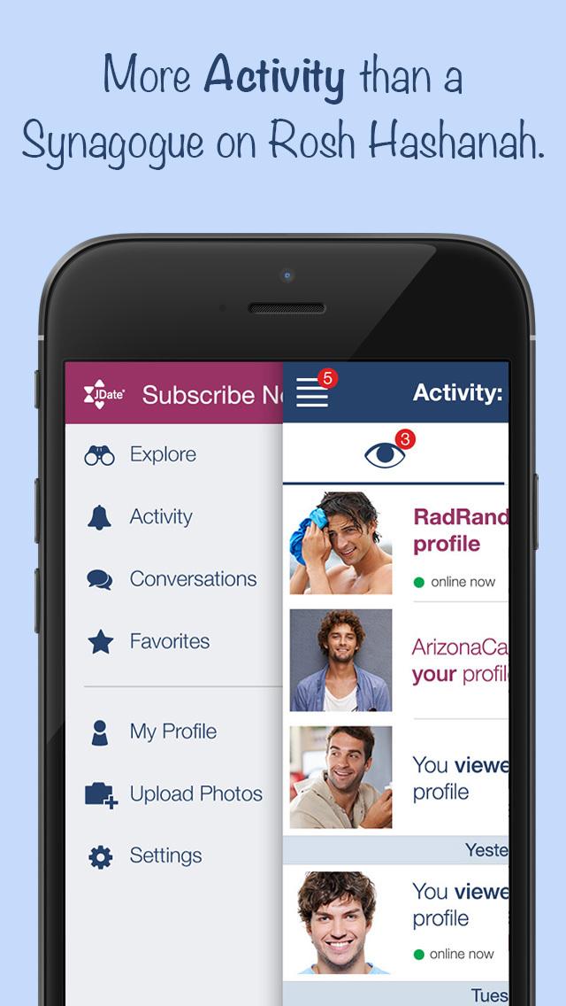 JDate - Jewish Singles Dating App! screenshot #4