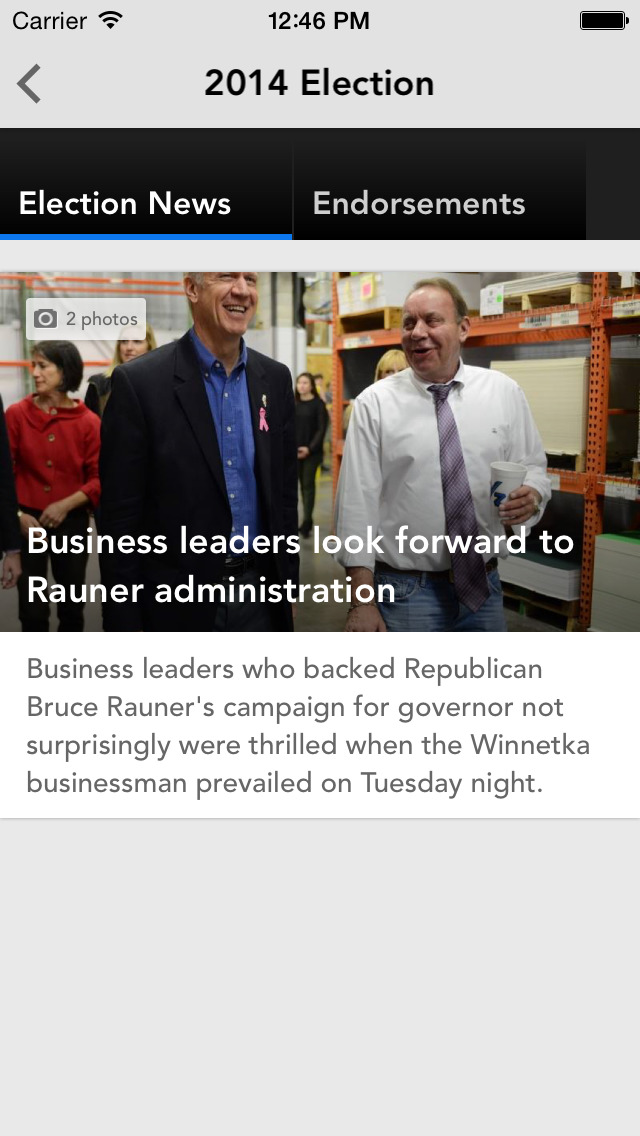 Daily Herald LITE screenshot 4