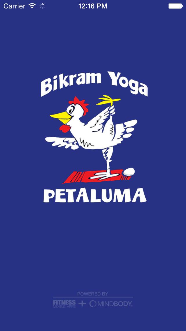 YOGA HELL Bikram Yoga Petaluma screenshot #1