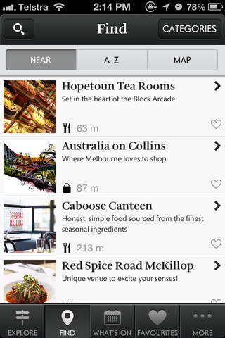 Melbourne Official Visitor Guide - náhled