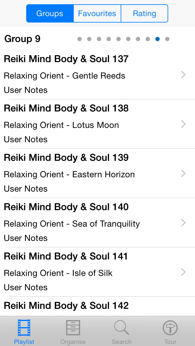 Reiki - Mind Body & Soul screenshot 5