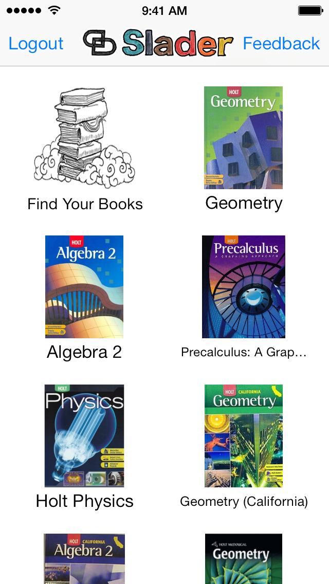 Slader Homework Answers screenshot 3
