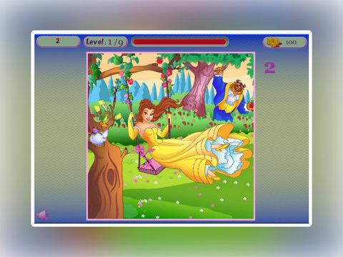 3D Princess Jigsaw Puzzle screenshot 10