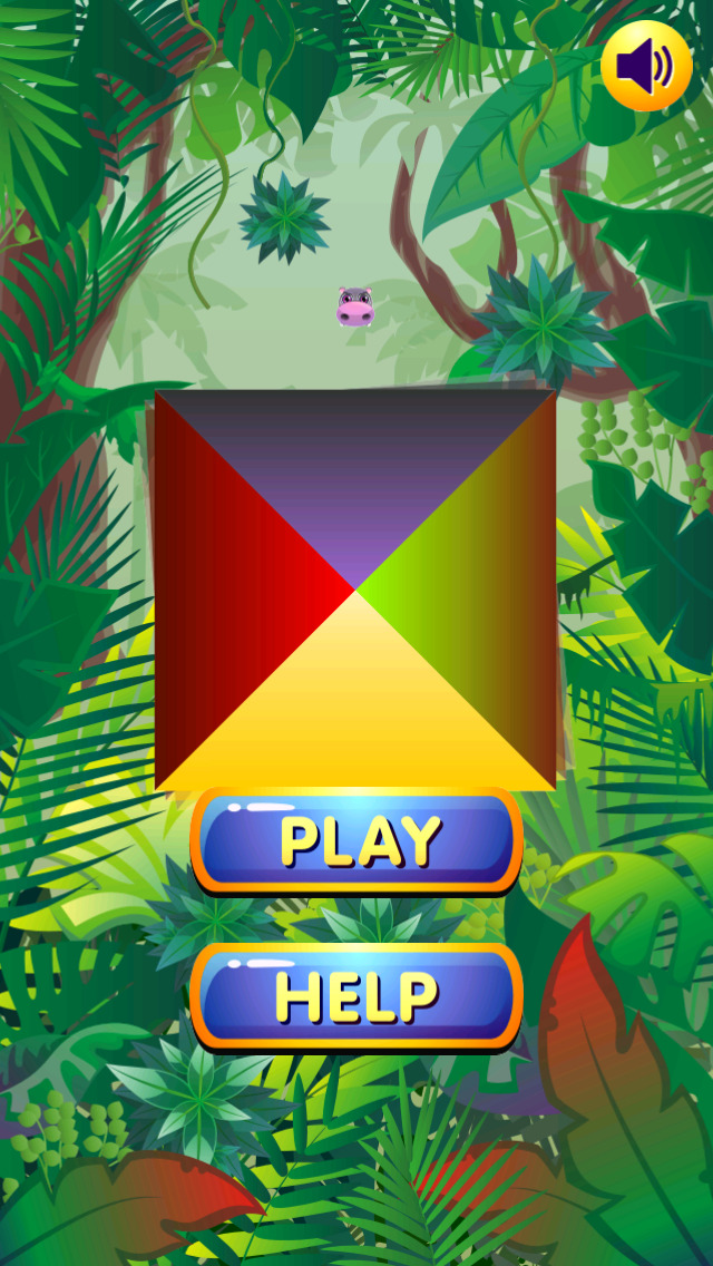 Jungle Flip Book Rush screenshot 2