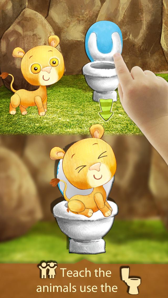 Toilet Potty Training screenshot 4