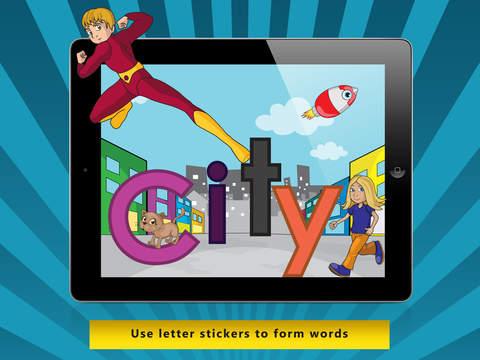 Sticker Story - The storybook creator for kids screenshot 4