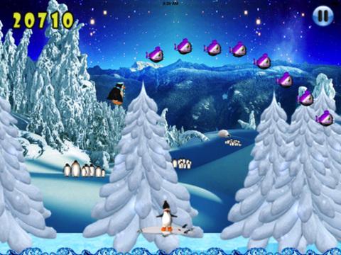 Super Penguin Ice Jump PRO screenshot 9