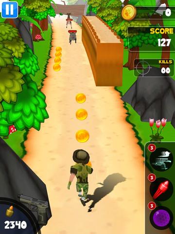 Wild Run : A Hunting Game screenshot 9