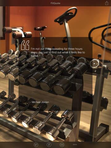 FitQuote — Motivation Quotes screenshot 6