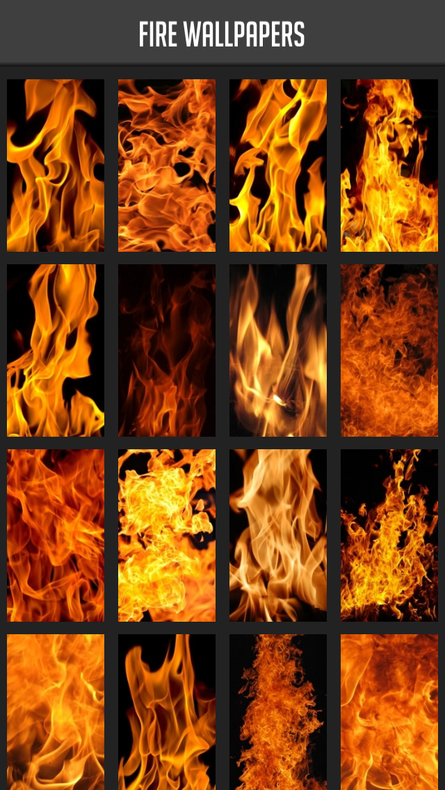 Fire Wallpaper screenshot 1