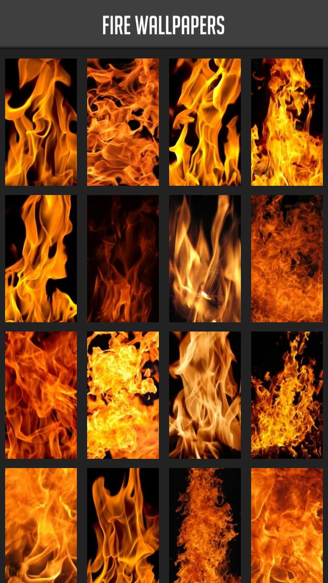 Fire Wallpaper screenshot 1