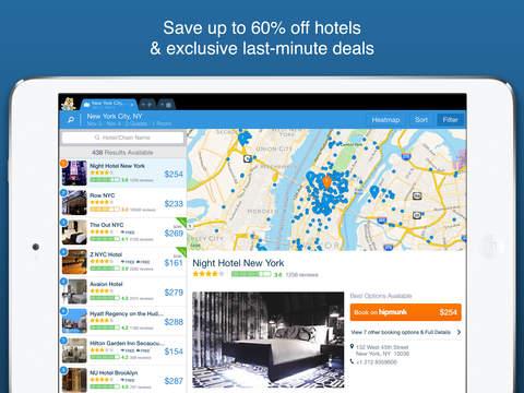 Hipmunk Travel Search screenshot 7