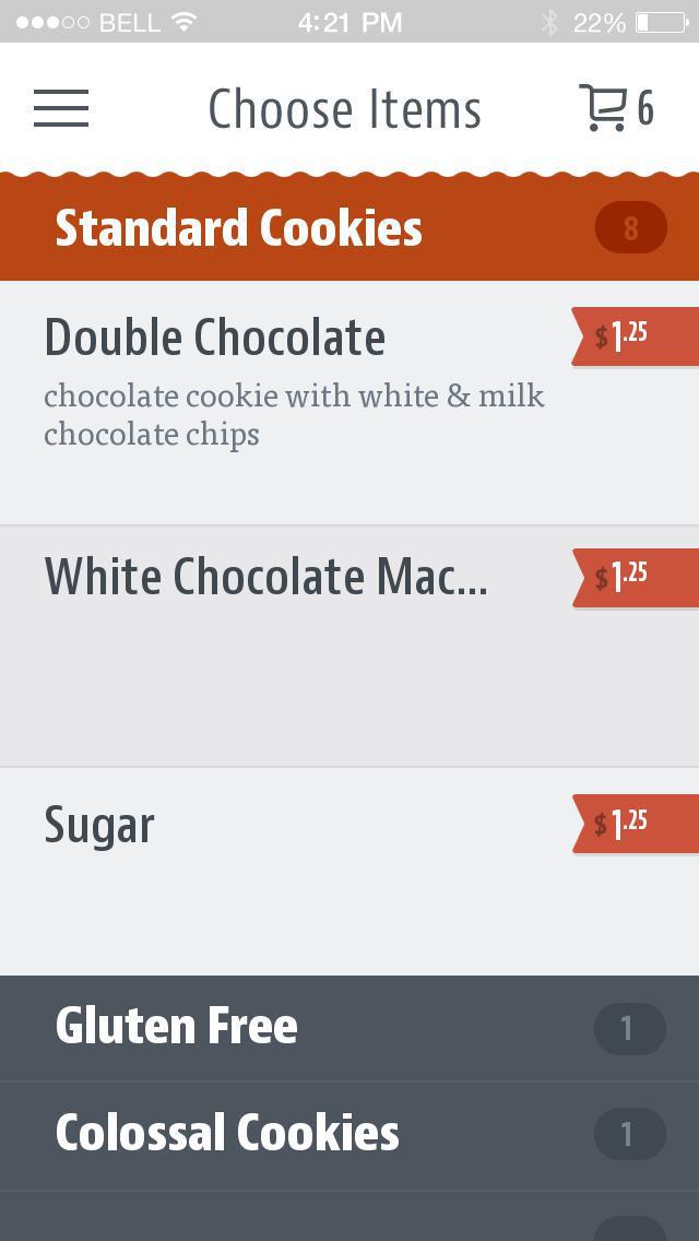 Baked Sweets screenshot 3