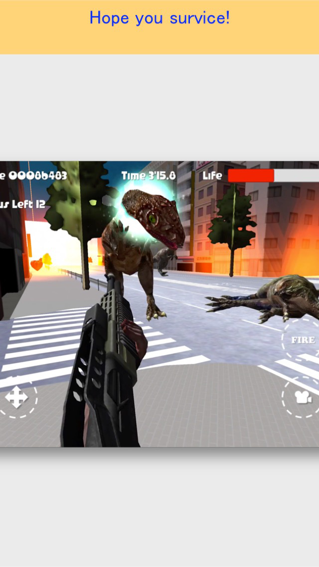 Akiba Saurus FREE screenshot 5