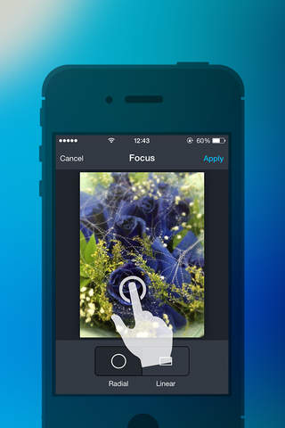 Photo & Picture Blur - Editor You Photo - náhled