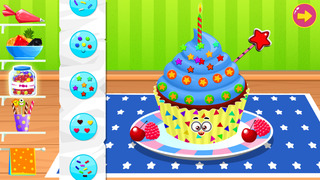 Cupcake Studio - Junior Chef's Dessert Maker Bakery with Baking and Cooking Games screenshot 4