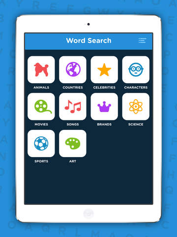 Infinite Word Search Puzzles screenshot 8
