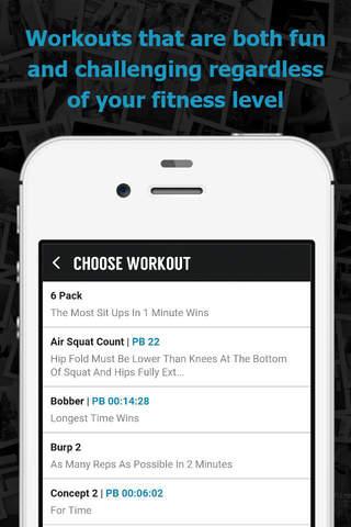 BattleFit - The Social Workout - náhled