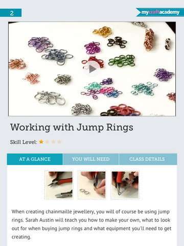 Make chainmaille jewellery screenshot 8