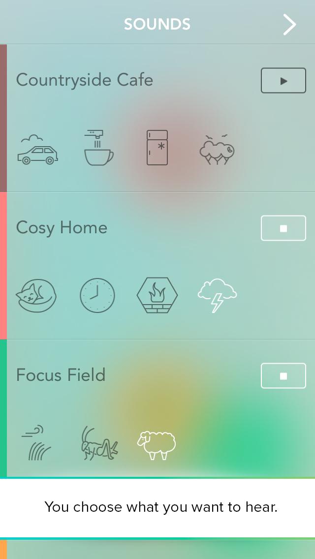 SoundShade screenshot 3