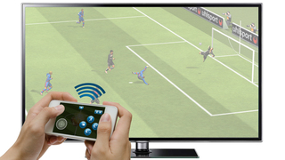 Gameloft Pad for Samsung Smart TV screenshot 2