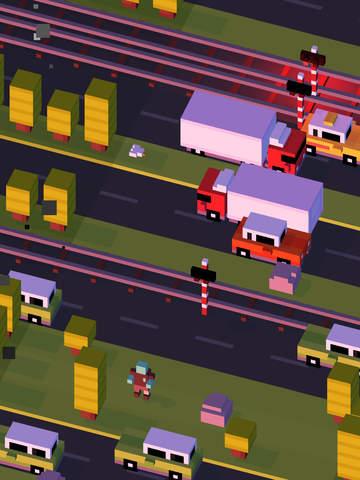 Crossy Road screenshot 9