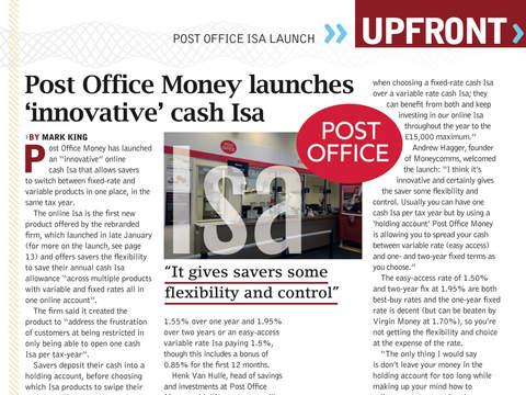 Moneywise Magazine screenshot #2
