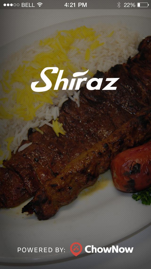 Shiraz Restaurant screenshot 1
